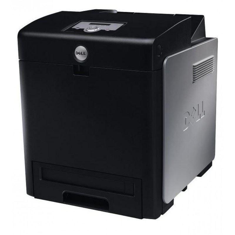 Dell 3110cn Цветен лазарен принтер – 4800