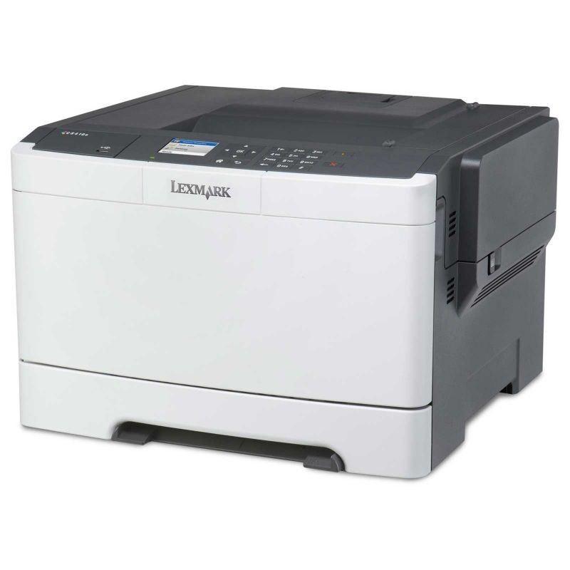 Lexmark CS410dn цветен лазерен принтер – 7714