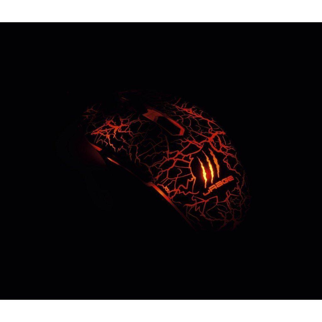 Оптична мишка Hama Urage Illuminated USB – 4817