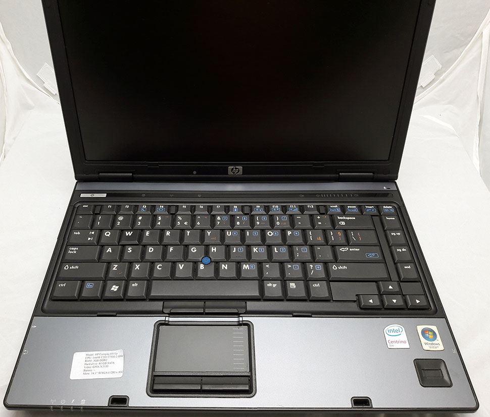 HP Compaq 6910p – 4873
