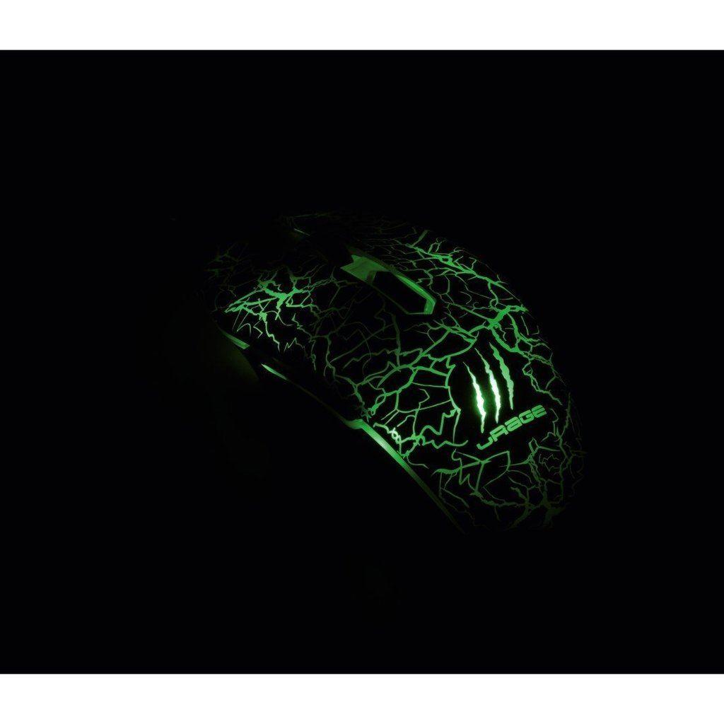 Оптична мишка Hama Urage Illuminated USB – 4816