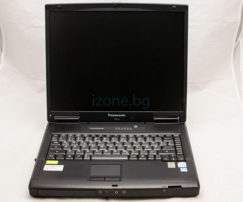 Panasonic Toughbook CF-51 – 6954