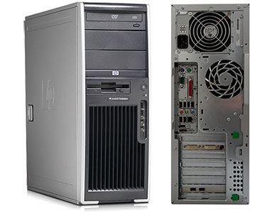 HP Workstation xw4600 Quad-Core – 4955