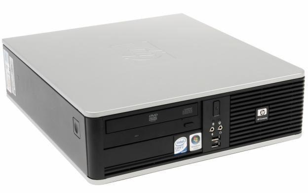 HP Compaq dc7800 SFF – 4932