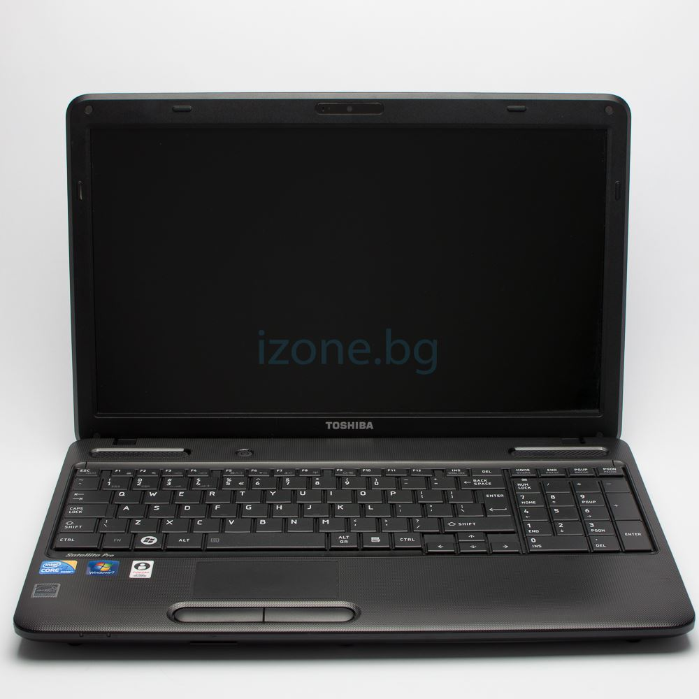 Toshiba Satellite C650 – 7809
