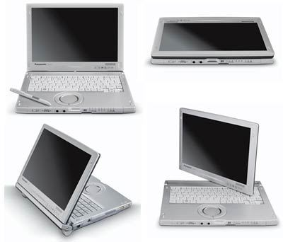Panasonic Toughbook CF-C1 Touchscreen – 7783