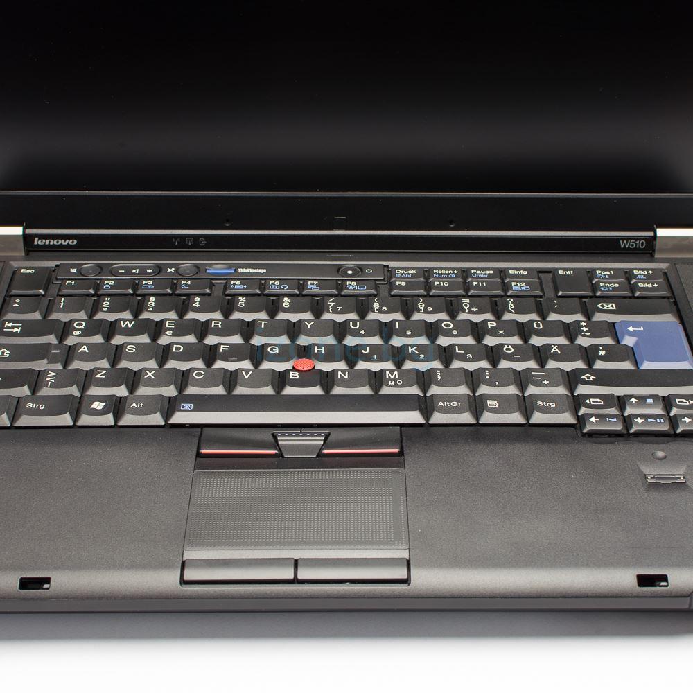 Lenovo ThinkPad W510 – 7889