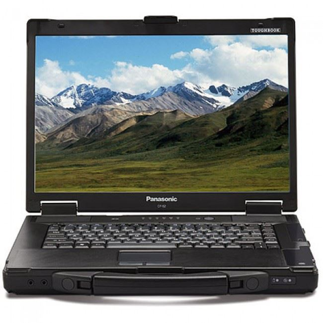 Panasonic Toughbook CF-52 – 8105