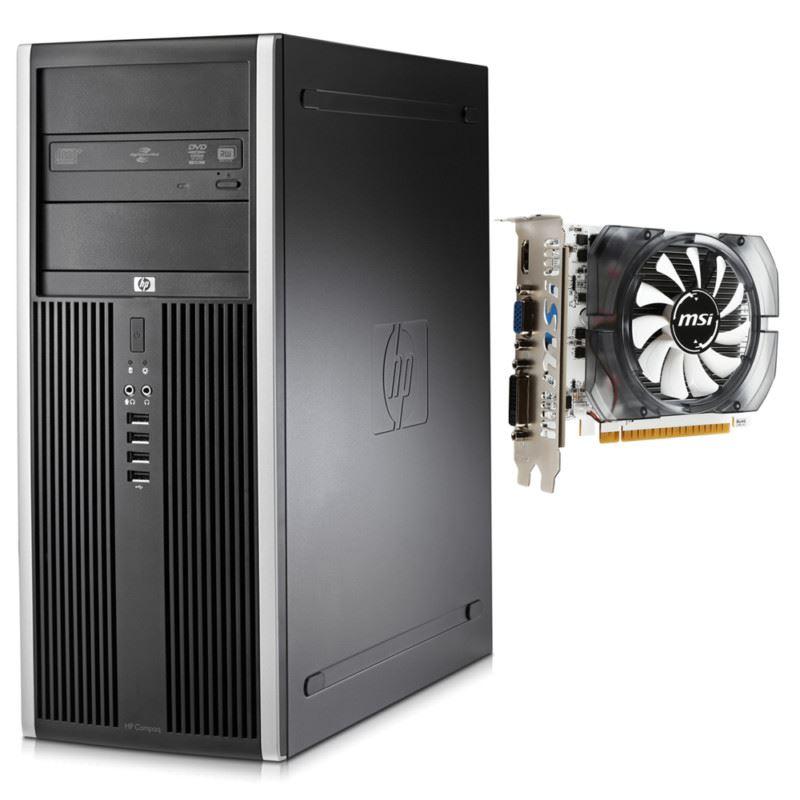 HP Elite 8000 Бюджетен Геймърски Компютър – 8751