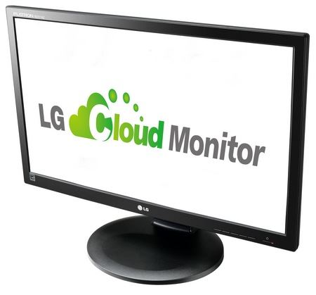 LG Cloud IPS Monitor N2311AZ – 8933