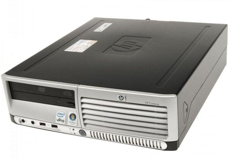 HP Compaq dc7700p – 9735