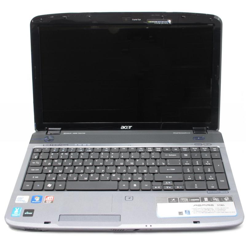 Acer Aspire 5738DG 3D – 9812