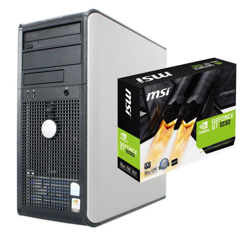 Dell Optiplex 780 Бюджетен Геймърски Компютър – 9933