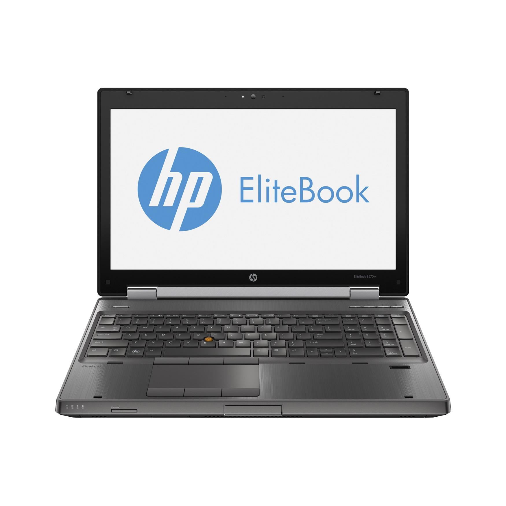 HP EliteBook 8570w – 10801