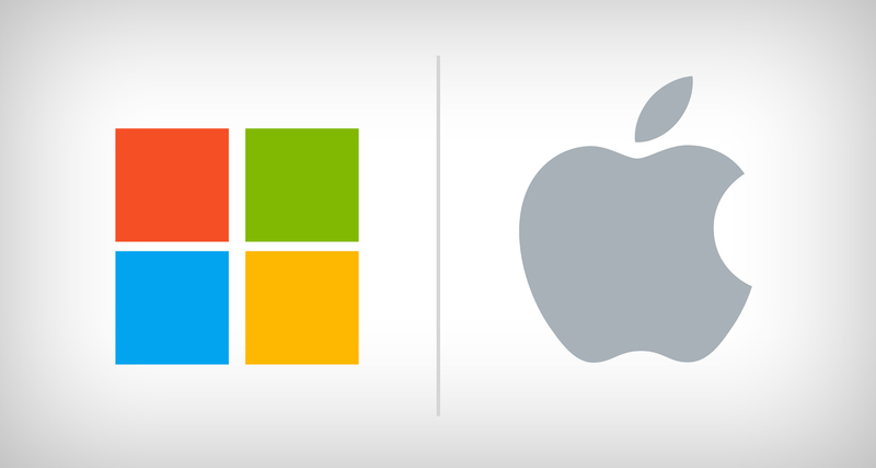 Apple Mac или Windows PC? Вечната война! – 10795