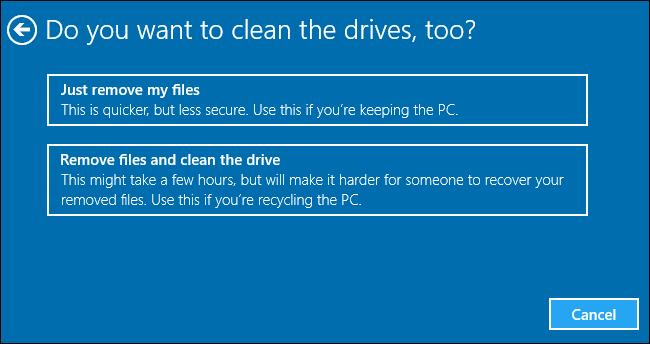 Как се преинсталира компютър - Windows – 10609