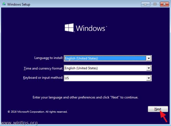 Как переустановить компьютер - Windows - 10606