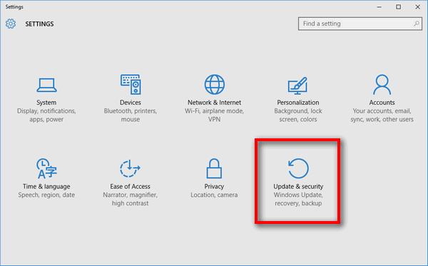 Как се преинсталира компютър - Windows – 10612