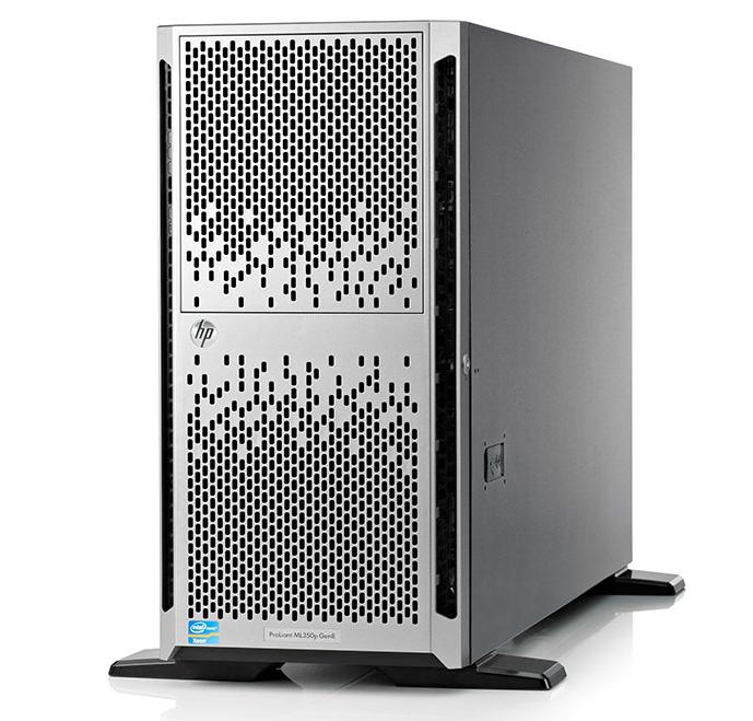 Сървър HP ProLiant ML350P Gen8 Tower – 11213