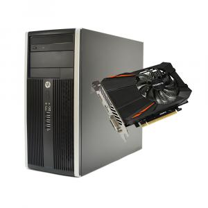 HP Compaq 6300 Pro Геймърски Компютър – 12756
