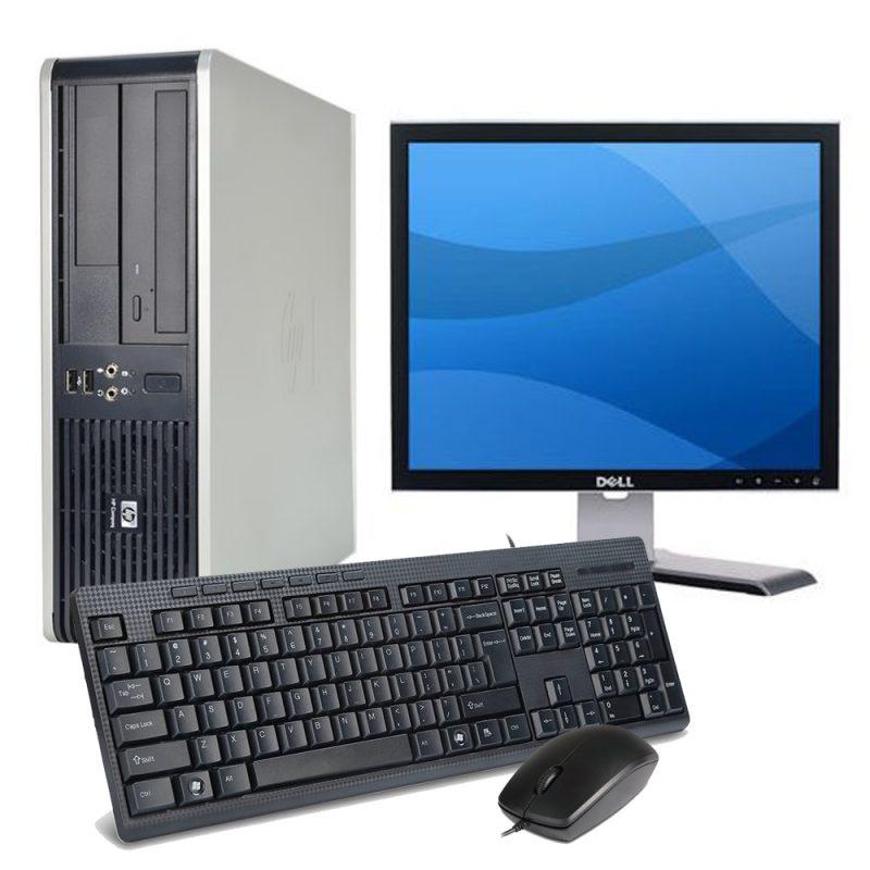Бъндел Компютър + Монитор + Периферия – 12860