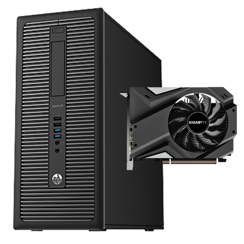 HP ProDesk 600 G1 Геймърски Компютър – 13424