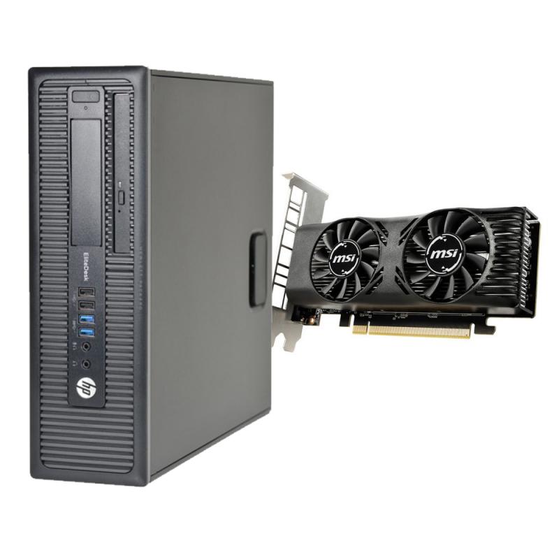 HP EliteDesk 800 G1 Геймърски Компютър – 13677