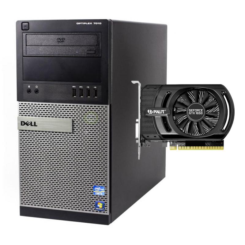 Dell Optiplex 7010 i7 Геймърски Компютър – 14045