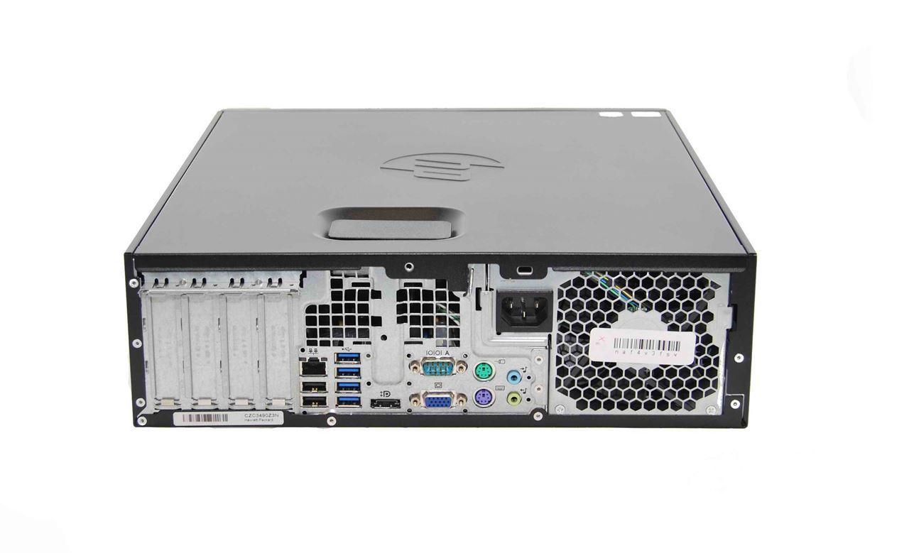 HP Compaq Elite 8300 Tower – 4132