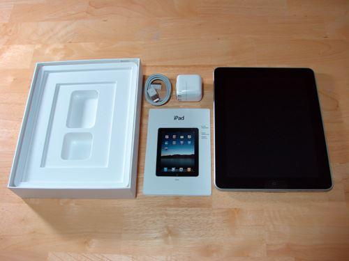 Apple iPad 64GB 3G A1337 Refurbished - Като нов – 2486