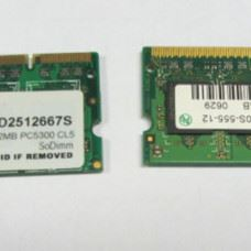 512MB DDR2 SODIMM памет 533MHz, 667MHz – 4674
