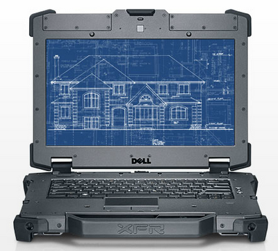 Dell Latitude E6420 XFR Military-Armored – 3435