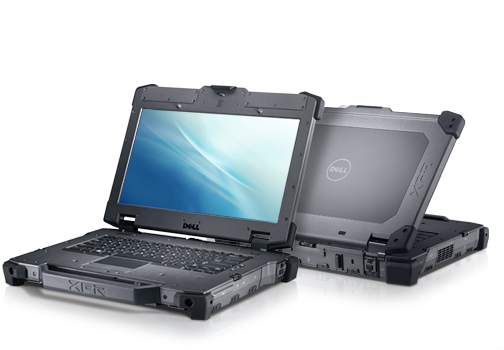 Dell Latitude E6420 XFR Military-Armored – 3438