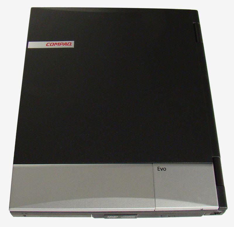 HP Compaq Evo N620c – 2870