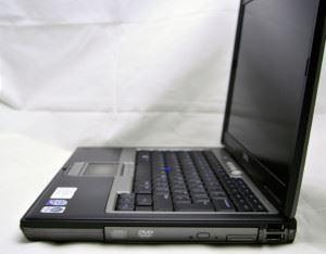 Dell Latitude D630 Bad Batt. – 2563
