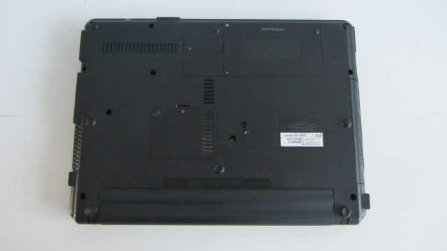 HP Compaq 6735s – 2771