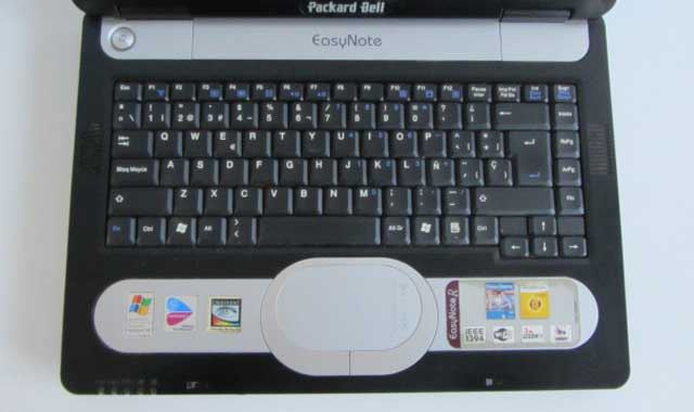Packard Bell Easy Note R9201D – 2765