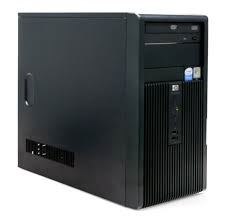 HP Compaq dx2300 Tower – 4081