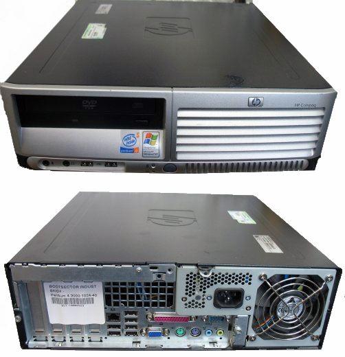 HP Compaq dc7100 – 3876