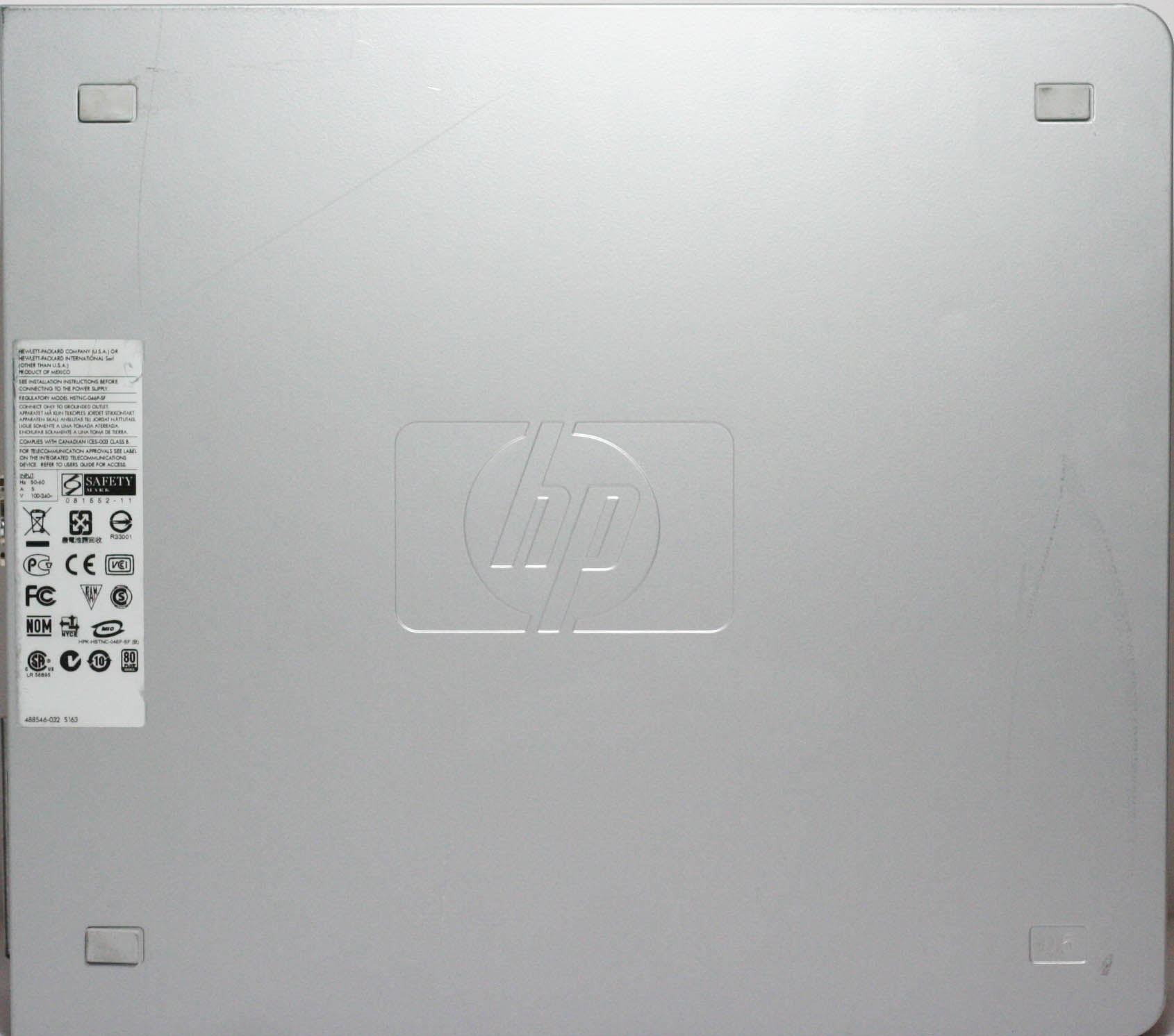 HP Compaq dc7800 Tower E6550 – 3990