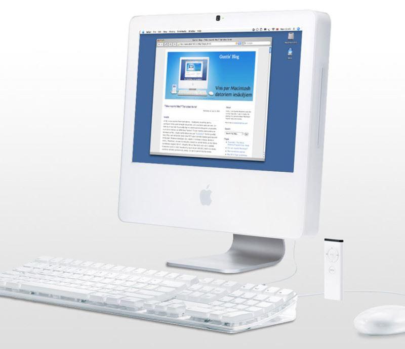 Apple iMac G5 A1058 17 inch – 3907