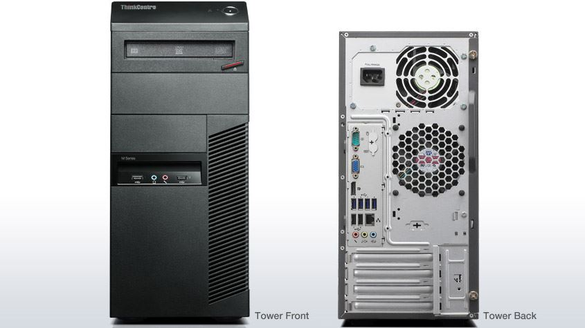 Lenovo ThinkCentre M82 Tower – 4144