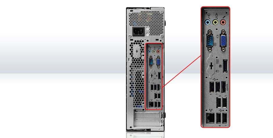 Lenovo ThinkCentre M58p USDT – 4000