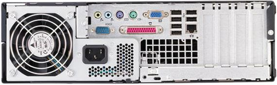 HP Compaq dc7700 SFF – 3927