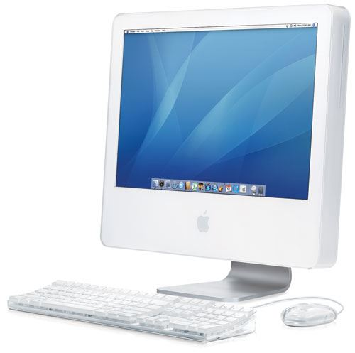 Apple iMac G5 M9250LL/A 20 inch – 3911