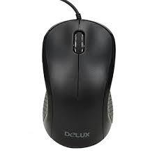 Oптична мишка Delux DLM-39I – 4734