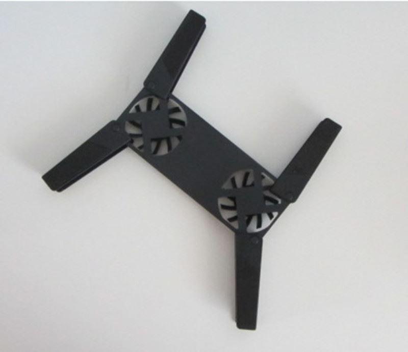Охлаждаща подложка с два вентилатора – 4720