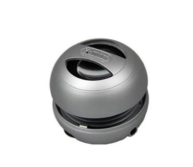 XMI X-Mini II - Silver – 4696