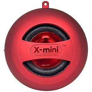 XMI X-Mini II - Red – 4701